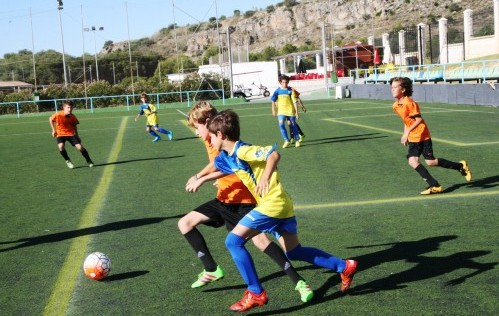 Juegos Nacionales EMDE: La alegría de los alevines inunda Torremolinos