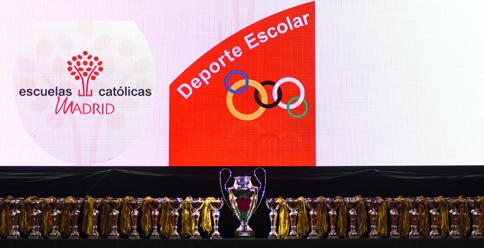 Clausura de los XXVII Juegos Deportivos de ECM