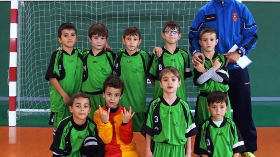 Futsal: Nuestra Señora de la Merced vs Santo Ángel de la Guarda