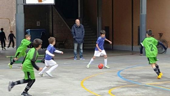 """Futsal: Decroly """"B"""" acaba el año con ascenso"""