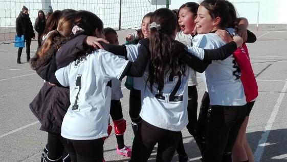 Vóley: 12 equipos cadete y 11 juveniles optan al título