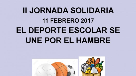 II Jornada Solidaria de ECM