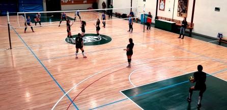 Vóley: Primera victoria de San Patricio Soto en finales
