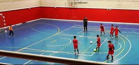 """Futsal: Agustiniano """"A"""" inaugura marcador en la segunda fase"""