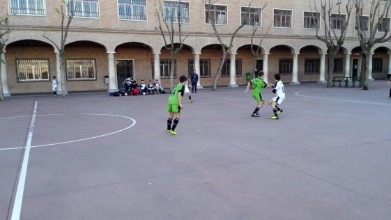 Fútbol sala: S.C Jesús Gutenberg podría hacer doblete en la categoría juvenil