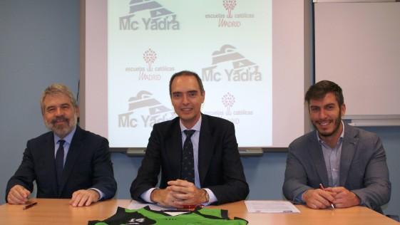 ECM-Yadra renuevan hasta el 2020
