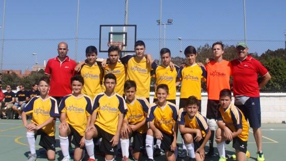 La Salle San Ildefonso de Tenerife, uno de los primeros semifinalistas infantiles