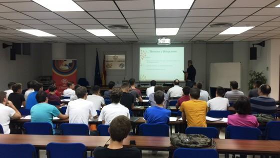 El fútbol sala abre el ciclo de los cursos gratuitos de capacitación arbitral de ECM