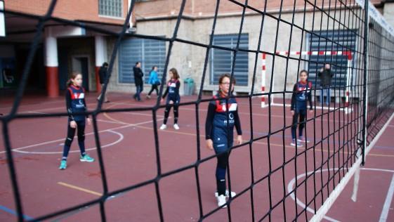 Las mejores imágenes de la quinta jornada de voleibol