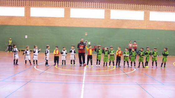 """Las mejores imágenes del partido entre Salesianos Carabanchel """"B"""" y Fray Luis de León """"A"""""""