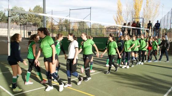 Montpellier, candidato a llevarse el título en voleibol sénior femenino