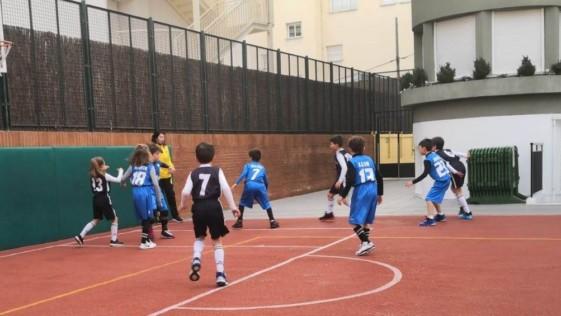 ¿Quién dijo frío? Baloncesto ofensivo en la jornada 7 de minibasket de ECM