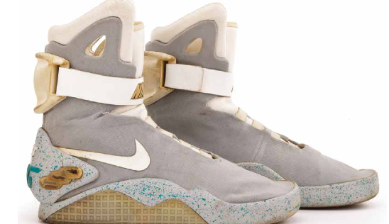 Las Nike que el futuro nos prometió