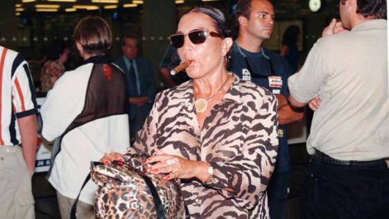 Sara Montiel fue la precursora de Rihanna