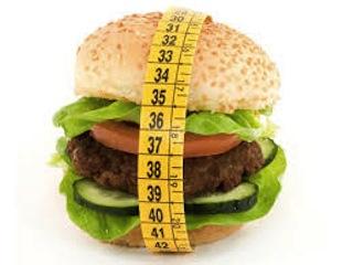 Adelgazar comiendo hamburguesa, pasta, lentejas…