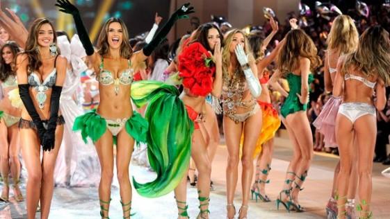 «Thigh Gap» o la moda de los muslos separados de los ángeles de Victoria's Secret