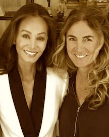 Isabel Preysler habla de sus cremas y cuidados en una entrevista exclusiva