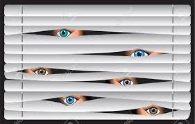 """Subir las """"persianas""""…de los ojos"""