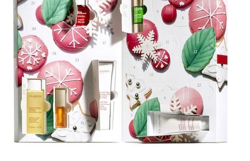 Los cosméticos que se esconden tras las ventanas de los calendarios de Adviento