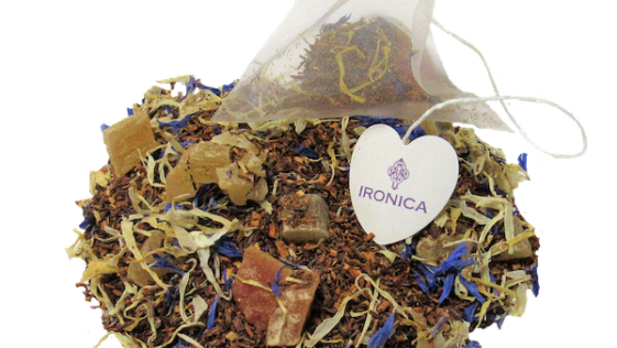 Ironica, el mejor catálogo de tés e infusiones orgánicas