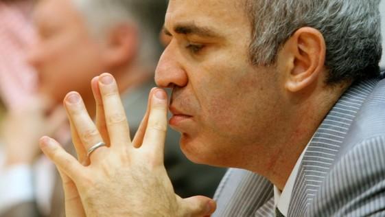 Kasparov: el síndrome del excampeón