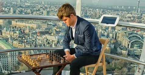 Carlsen, entre los más influyentes del mundo, según «Time»