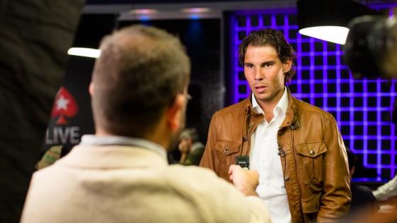 Nadal: «Los que están desinformados pueden criticar el póquer»
