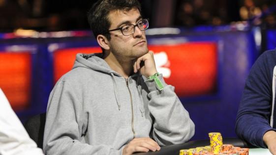 Un español, segundo en las Series Mundiales de Las Vegas