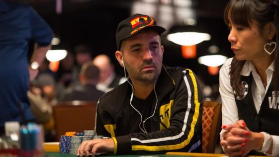 Tres españoles llegan al día 5 de las WSOP