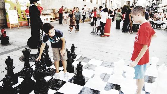 Galicia, una puerta al ajedrez en las escuelas de Europa
