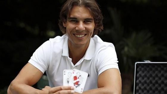 Nadal debutará en Praga en un torneo de póquer en vivo