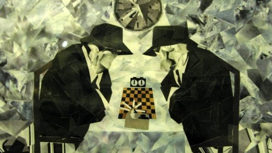 Mata a su amigo y se suicida para jugar al ajedrez en el cielo