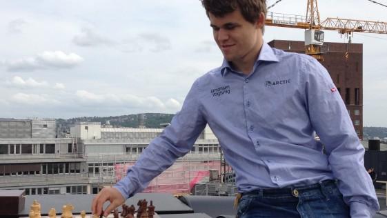 Magnus Carlsen lanza una App de ajedrez