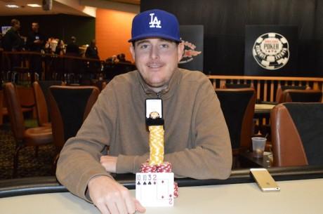 Pierde el título de campeón por robar una ficha de póker