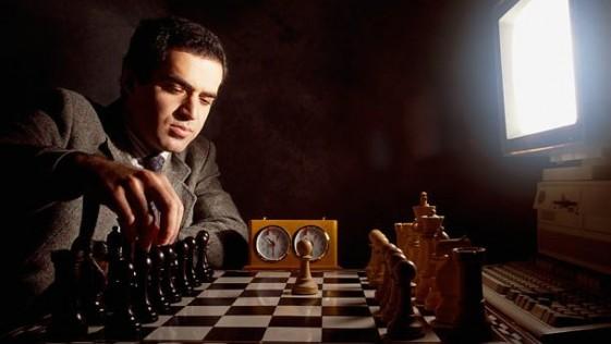 La partida más larga y difícil de Kasparov