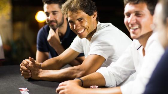 Mano a mano con Rafa Nadal y Juan Carlos Navarro