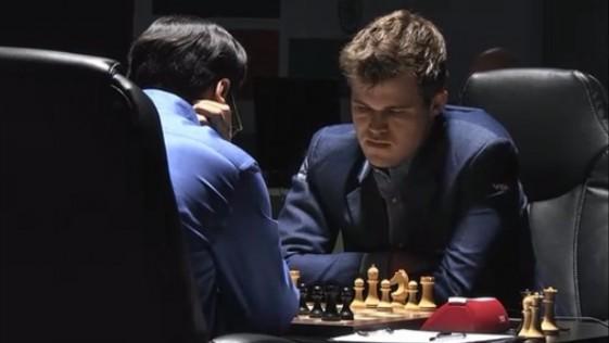 Anand muere como un valiente y Carlsen retiene la corona