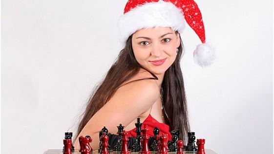 La ajedrecista Alexandra Kosteniuk y otras bellezas del deporte ruso
