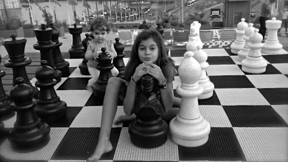 La pulga y el elefante: tres consejos básicos para mejorar en ajedrez