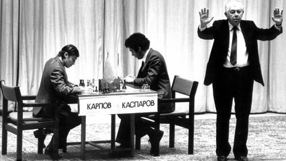 30 años y un día del reinado de Kasparov