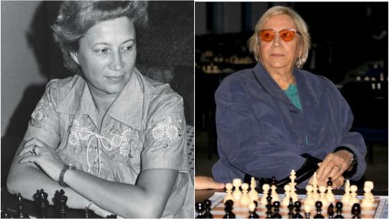 Muere Elisabeta Polihroniade, reina del ajedrez rumano