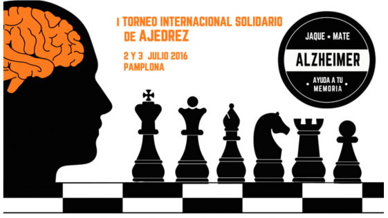 Torneo de ajedrez contra el Alzheimer