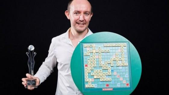 La increíble historia del campeón mundial de scrabble