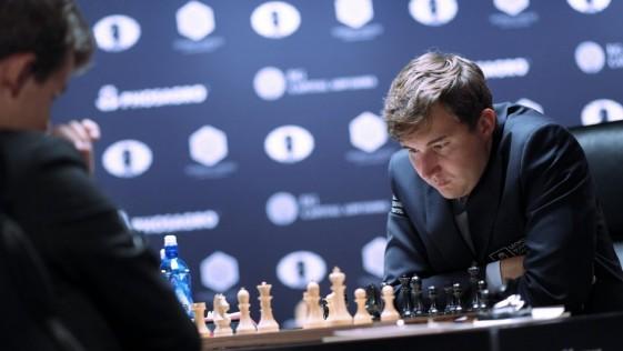 Carlsen: «La cagué. Tuve suerte de no perder»