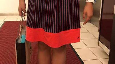 Humillan a una niña por su «seductor» vestido en un torneo