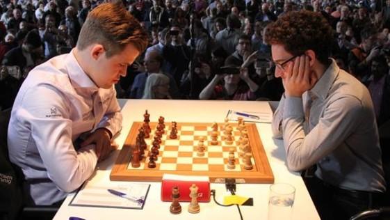 Carlsen-Caruana, un Mundial de Ajedrez digno del siglo XXI