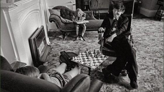 Stephen Hawking el ajedrecista