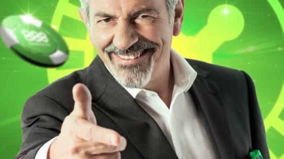 Carlos Sobera será la imagen de 888 en España
