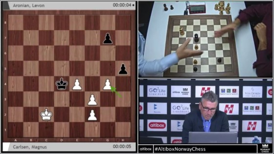 El mayor error de Carlsen en su carrera