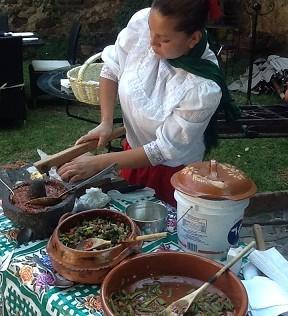 Los buenos sabores de Guanajuato